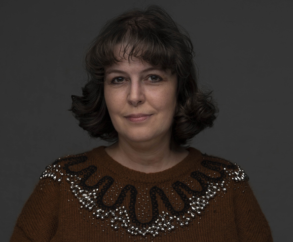 Psykolog Eva W. Larsen