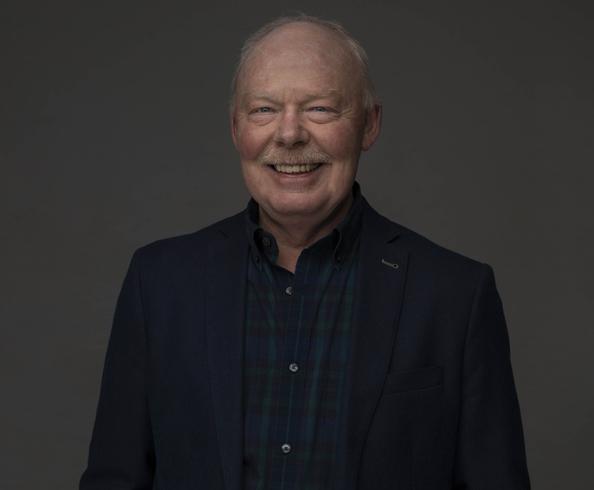 Psykolog Hans-Henrik H. Olsen